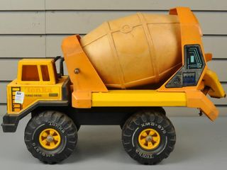 Metal Tonka Toy Cement Truck