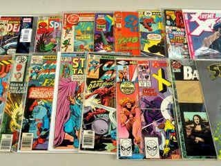20 Comics with Spawn   Deathlock