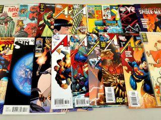 20 Comics with Mighty Sampson   Korak