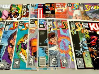 20 Comics with Kull and Casper