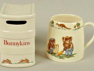 Falcon Playtime Mug   Bunnykins Bank