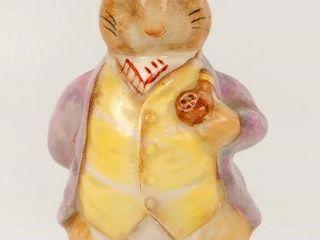 Beswick Figurine  Mr  Benjamin Bunny