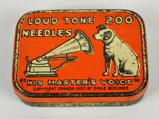 His Master s Voice loud Tone Needles
