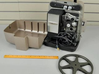 Bell   Howell Autoload 8mm Movie Projector
