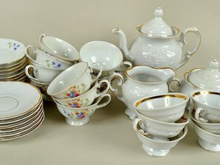 Polish China Tea China