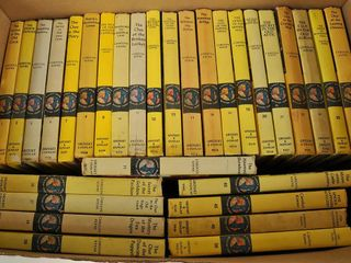 30 Nancy Drew Hardcover Books