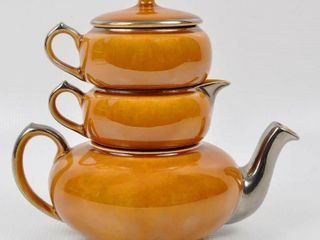 Single Serving lord Nelson Stacking Teapot