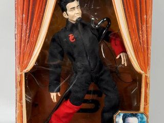 N Sync Collectible Marionette Chris