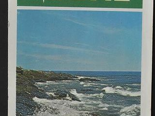 1971 Maine Official Highway Map