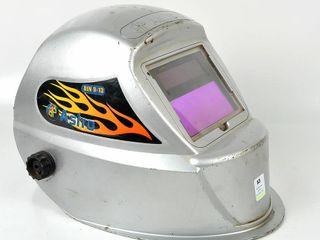 Astro Pneumatic Solar Welding helmet