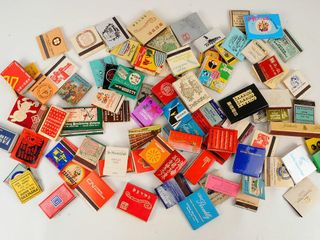 Collectible Safety Matches