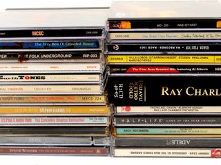 24 Compact Discs CDs with Ray Charles