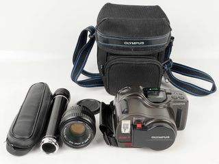 Assorted Camera lot with Olympus Point   Shoot