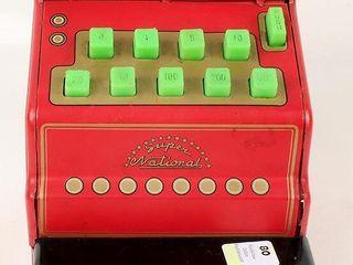 Toy Cash Register   Super Nation OKP Japan