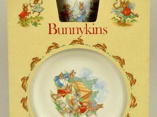 Royal Doulton Bunnykins Children s Set