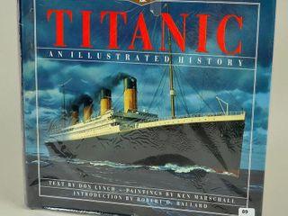 Titanic Illustrated History