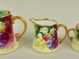 Assorted limoges Coronet China lot