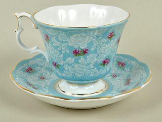 Royal Albert  True love  Cup   Saucer
