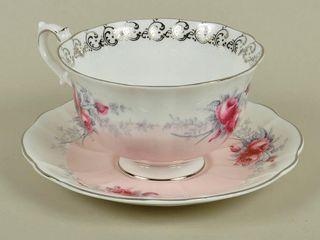 Royal Albert  Sunset  Cup   Saucer