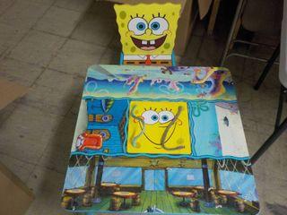 Sponge Bob Table and Chairs...
