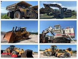 Booth Energy - Surface & Underground Coal Mining Equipment Sale #3 - ENDS 10/29/2020
