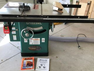 Grizzly Industrial Table Saw   Riving Knife