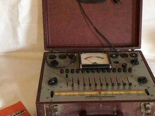 Simpson Plate Conductance Tube Tester