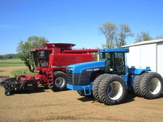 Carl & Diane Jahns - Jahns Fairview Farm Ltd.