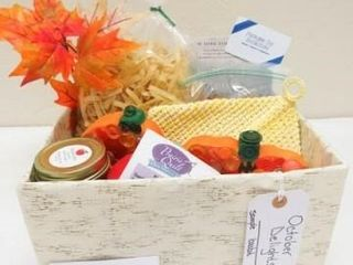 October Delights   Sample Basket