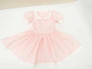 Child s dress  size 3  handmade