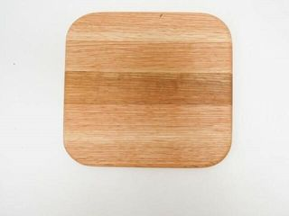 Sm  Rectangular White Oak Cutting Board