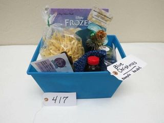 Blue Christmas   Sample Basket