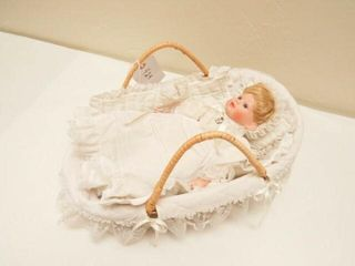 Baby Doll in a Basket