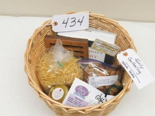 Family Gathering   Sample Basket