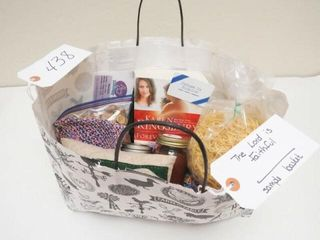 The lord is Faithful   Sample Basket