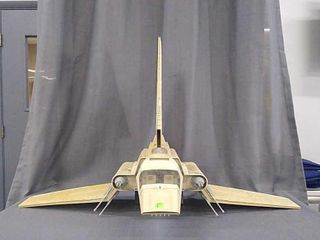 Vintage Sw Return Of The Jedi Imperial Shuttle