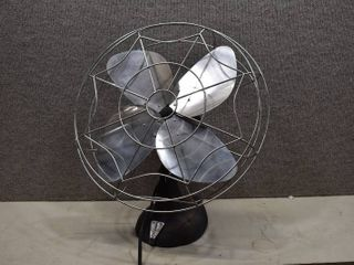 Vintage Eskimo 16  Fan   Three Speed   Does not Work For Parts