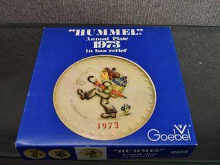 lot of 9 Vintage NIB M J  Hummel Annual Plate   Goebel   1971 1979   8