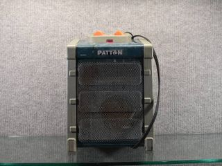 Patton Electric Space Heater w Fan   Holmes   Thermostat   15    20