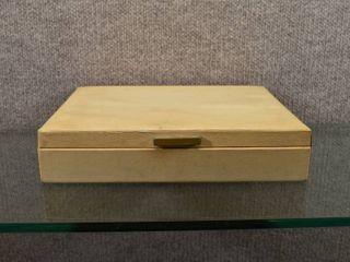 Vintage Avon Jewelry Box   6  x 10
