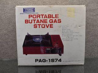 Portable Butane Gas Stove   Athena International