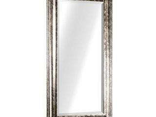 American Art Decor lena Rectangular Framed Wall Vanity Mirror