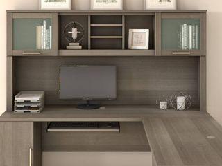 Copper Grove Shumen 60 inch Hutch for l shaped Desk