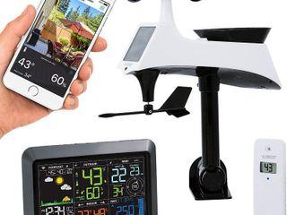 la Crosse Technology V40 PRO Wireless WIFI Professional Weather Center