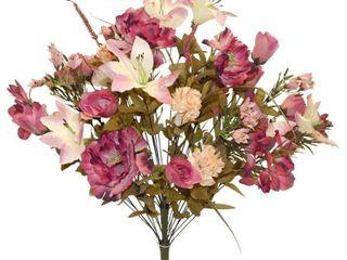 25  Tall Mixed Flower Bouquet