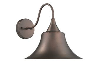 Farmhouse 1 light Oil Rubbed Bronze Wall Sconce