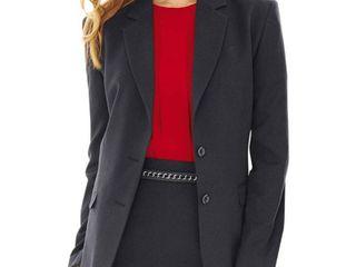Affinity Apparel ladies  2 Button Blazer   Size 6