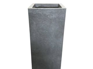 Kante lightweight Concrete Modern Rectangle Outdoor Planter