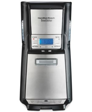 Hamilton Beach BrewStation 12 Cup Programable Dispensing Coffee Maker