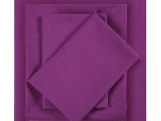 Intelligent Design Microfiber All Season Wrinkle Free Bed Sheet Set   Twin Xl